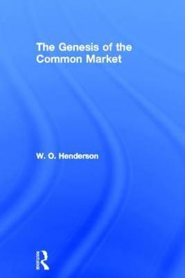 Genesis of the Common Market