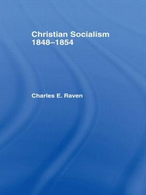 Christian Socialism 1848-1854