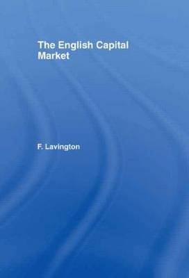 The English Capital Market