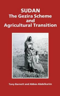 Sudan: Gezira Scheme and Agricultural Transition