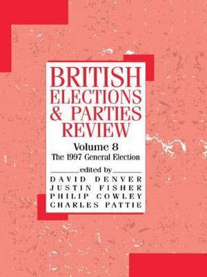 British Elections and Parties Review: The General Election of 1997