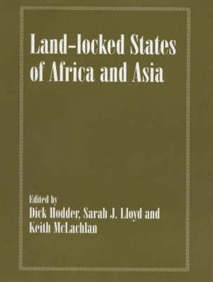 Land-locked States of Africa and Asia