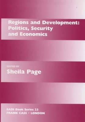 Regions and Development: Politics, Security and Economics
