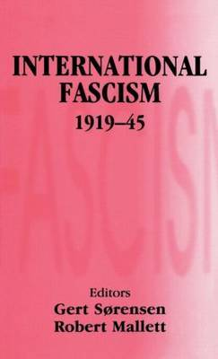 International Fascism 1919-45