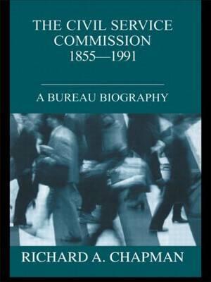 Civil Service Commission 1855-1991: A Bureau Biography