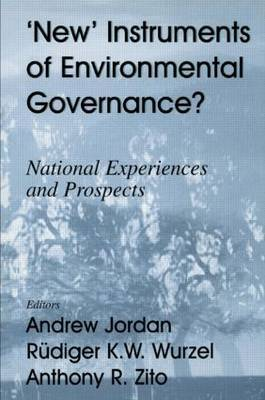 'New' Instruments of Environmental Governance?: National Experiences and Prospects