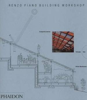 Renzo Piano Building Workshop; Complete Works: Volume 2