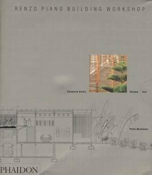 Renzo Piano Building Workshop; Complete Works: Volume 4
