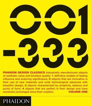 Phaidon Design Classics: Pts. 1, 2 & 3