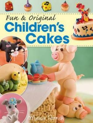 Fun and Original Children's Cakes