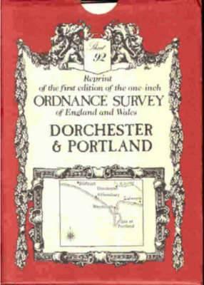 Ordnance Survey Maps: No. 92: Dorchester