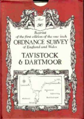 Ordnance Survey Maps: No. 90: Tavistock