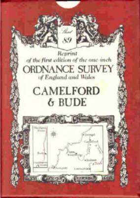 Ordnance Survey Maps: No. 89: Camelford and Hartland Point