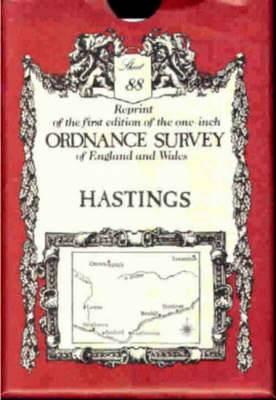 Ordnance Survey Maps: No. 88: Hastings