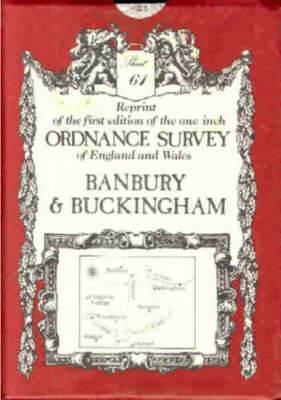 Ordnance Survey Maps: No. 61: Banbury