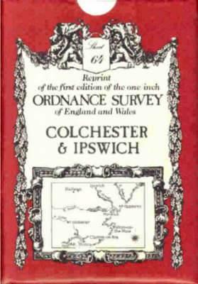 Ordnance Survey Maps: No. 64: Colchester