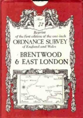 Ordnance Survey Maps: No. 72: Brentwood