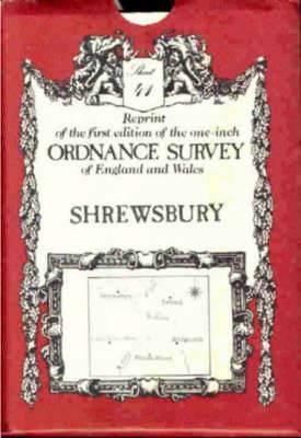 Ordnance Survey Maps: No. 41: Shrewsbury