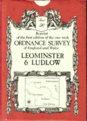 Ordnance Survey Maps: No. 50: Leominster