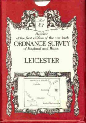 Ordnance Survey Maps: No. 43: Leicester