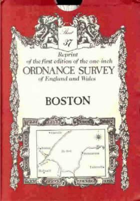 Ordnance Survey Maps: No. 37: Boston