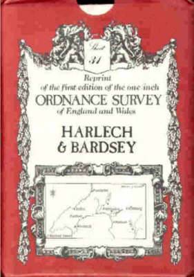 Ordnance Survey Maps: No. 31: Harlech and Bardsey Island