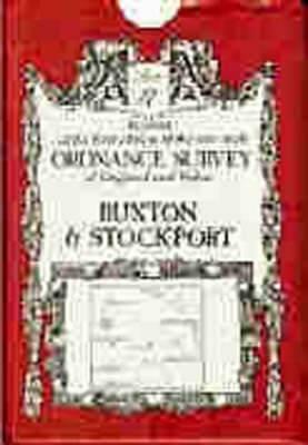 Ordnance Survey Maps: No. 27: Buxton