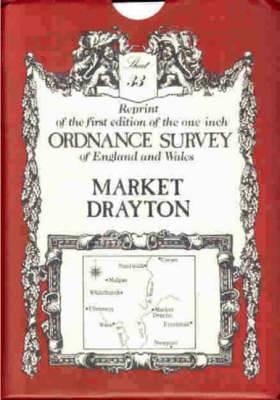 Ordnance Survey Maps: No. 33: Market Drayton