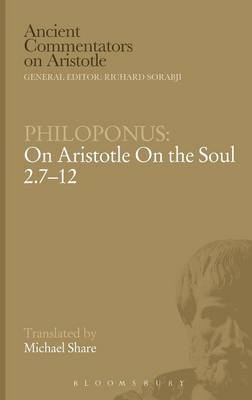 On Aristotle on the Soul 2.7-12