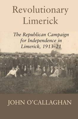 Revolutionary Limerick: The Republican Campaign for Independence in Limerick 1913-1921