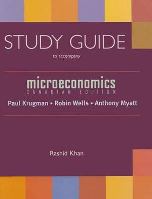 Microeconomics: Canadian Edition Study Guide