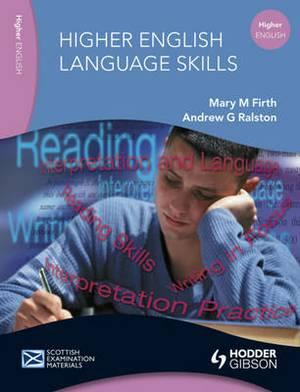 English Language Skills for Higher English