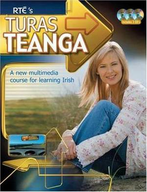 Turas Teanga - Book & CD: A new multimedia course for learning Irish