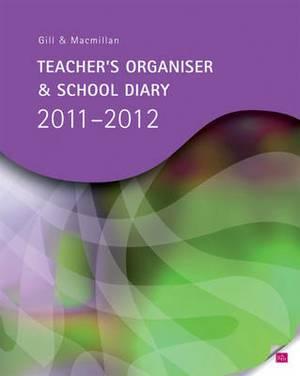 Teacher's Organiser and School Diary 2011-2012