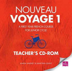 Nouveau Voyage 1: French for Junior Cycle