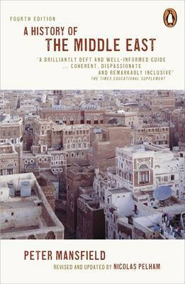 A History Of The Middle East, Fourth Edition,