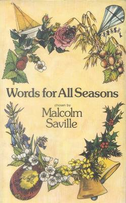 Words for All Seasons