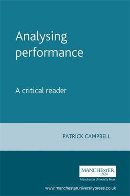 Analysing Performance: Issues and Interpretations