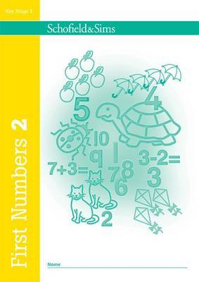 First Numbers Book 2