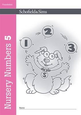 Nursery Numbers Book 5