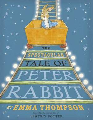 The Spectacular Tale Of Peter Rabbit Book And Cd,