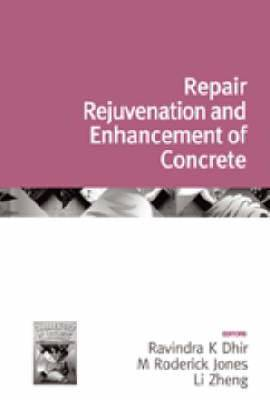 Challenges of Concrete Construction: Volume 3, Repair, Rejuvenation and Enhancement of Concrete: Proceedings of the International Seminar Held at the University of Dundee, Scotland, UK on 5-6 September 2002