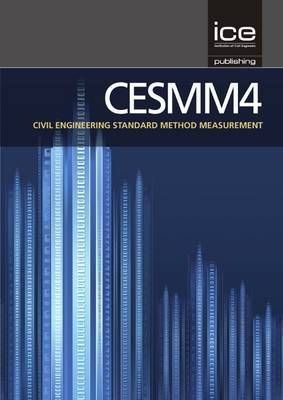 CESMM4: Civil Engineering Standard Method of Measurement