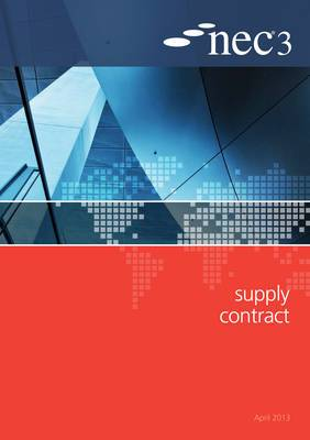 NEC3 Supply Contract (SC)