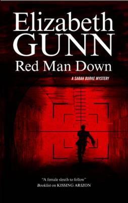 Red Man Down: A Sarah Burke Police Procedural