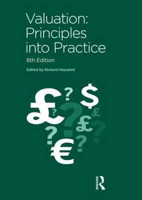 Valuation: Principles into Practice
