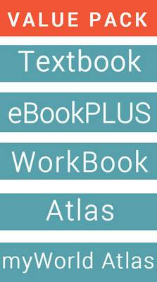 History Alive 8 for the Australian Curriculum & EBookPLUS + History Alive 8 Student Workbook + Jacaranda Atlas 8E for the Ac Value Pack