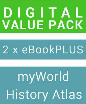 Geography Alive 10 for the Ac eBookPLUS + History Alive 10 for the Ac eBookPLUS + Myworld History Atlas