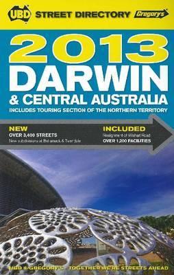 UBD Gregory's Darwin Street Directory