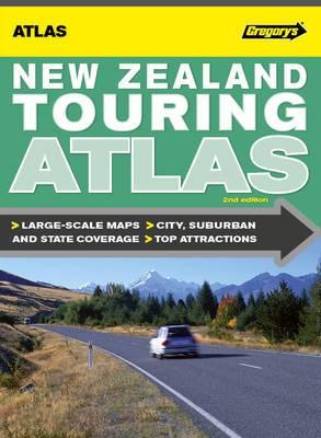 New Zealand Touring Atlas: UBD.A.NZ.10